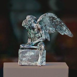 Entrückter Engel
