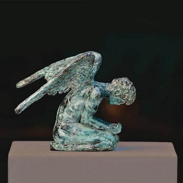 Studie zu Versenkter Engel