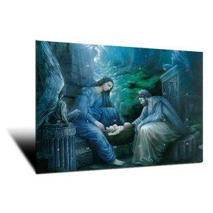 Hechelmann-Kunsthalle-Isny-Shop-Kunstartikel-Adventskalender-Christus