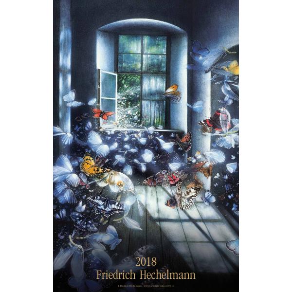 Friedrich Hechelmann Kalender 2018 Deckblatt